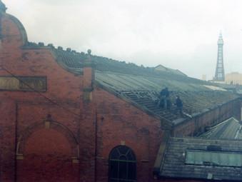 Blundell Street Depot - Then & Now