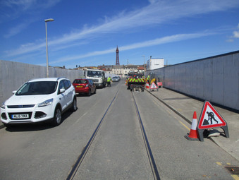 No Trams to Blundell Street