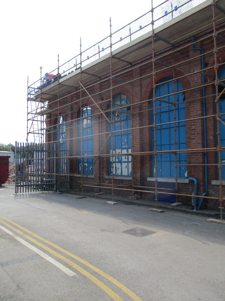 Copse Road Depot, Fleetwood