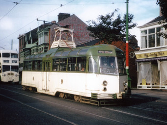 Marton's Trams - Looking Back