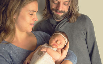 Newborn Fotosessie