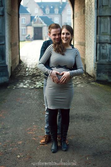 zwangerschapsshoot koppel
