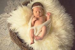 Pasgeborene newborn fotosessie