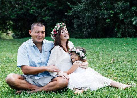Maternity photographer Hawaii