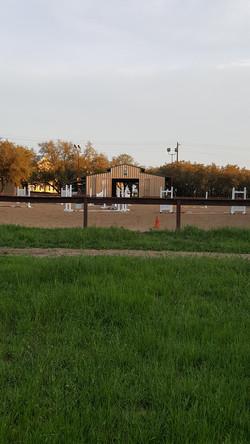 Barn & Arena