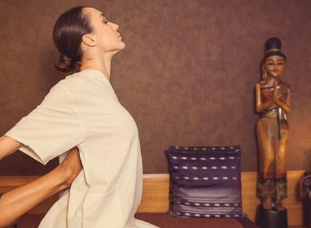 """Traditional Thai Massage - """"Nuad Phaen Thai"""""""
