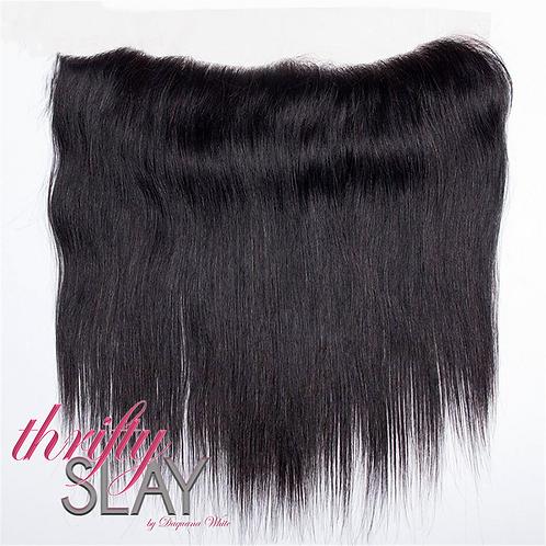 Straight 13x4 Frontal | 100% Virgin Hair