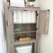 Half Bath Storage