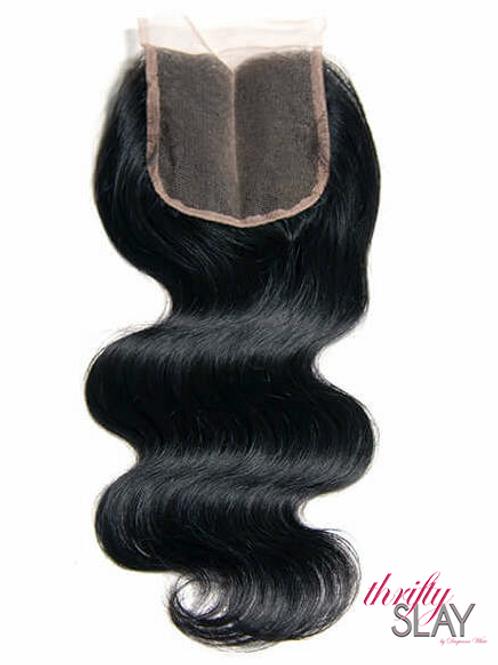 Body Wave 4x4 Closure | 100% Virgin Hair