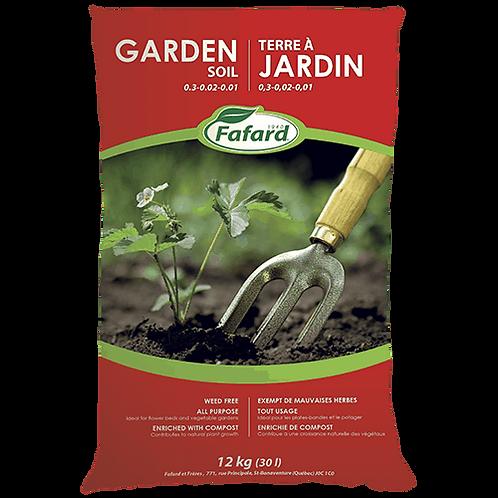 Fafard Garden Soil - 30Litres (Top Soil)