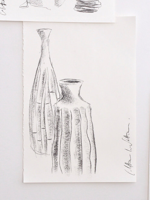 Vase Study // Lockdown Sketches