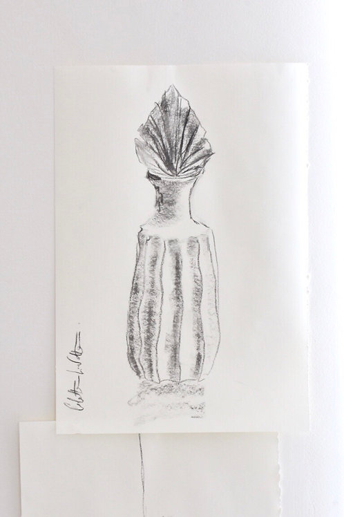 Vase #1  // Lockdown Sketches