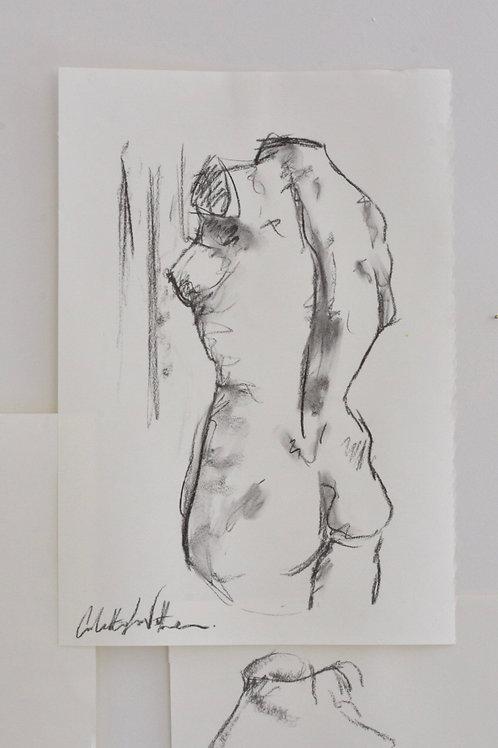 Torso #3 // Lockdown Sketches