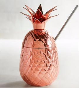 Pineapple Moscow Mule from Pier 1 Imports