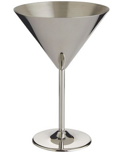 Stainless Steel Martini Glass at Pier 1 Imports