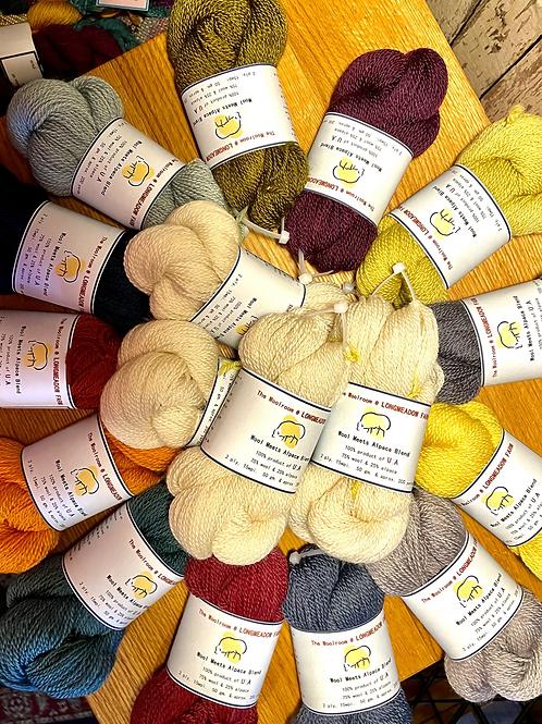 Wool meets Alpaca