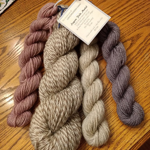 Skein with 3 Mini`s
