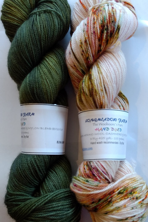 Our Hand Dyed Sets  #22