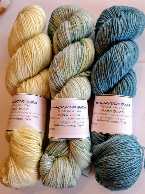 WCN - Our Hand Dyed Sets of 3   #03