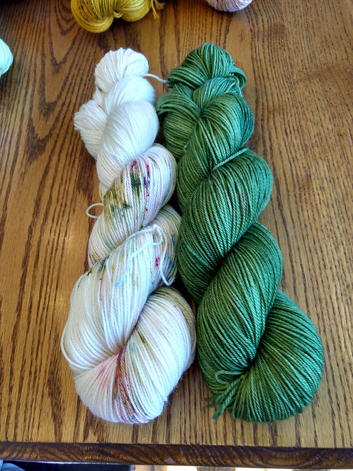 Our Hand Dyed Sets of TWO #05