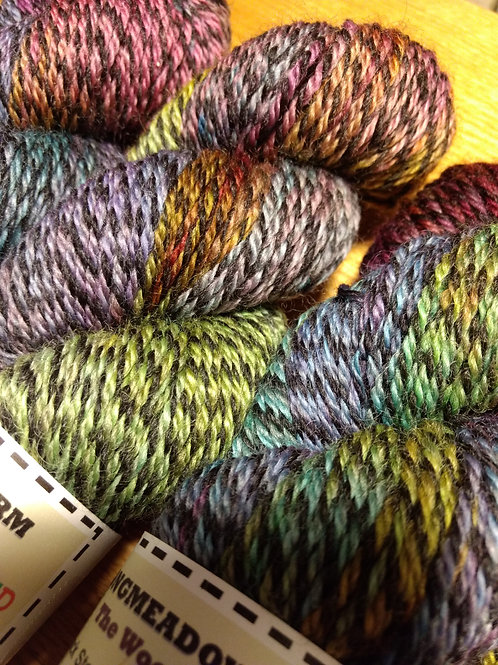 Hand Dyed Stonewall