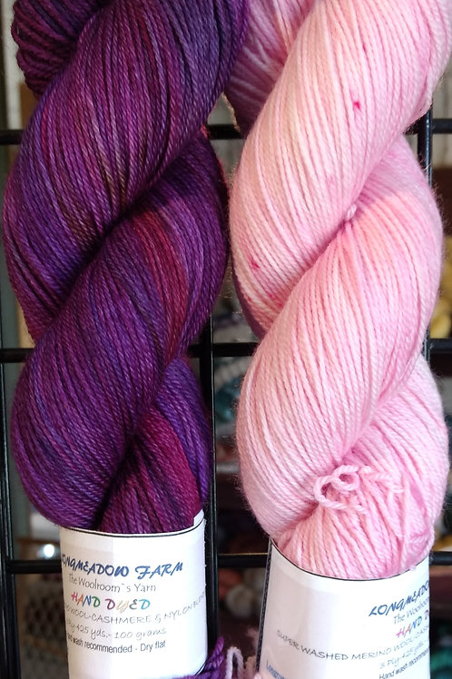 Our Hand Dyed Sets of TWO #16