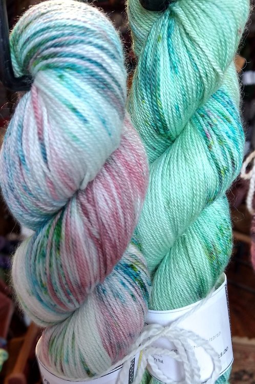 Our Hand Dyed Sets of TWO #07