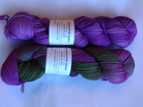 Our Hand Dyed Sets of TWO #12