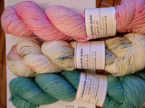 WCN - Our Hand Dyed Sets of 3