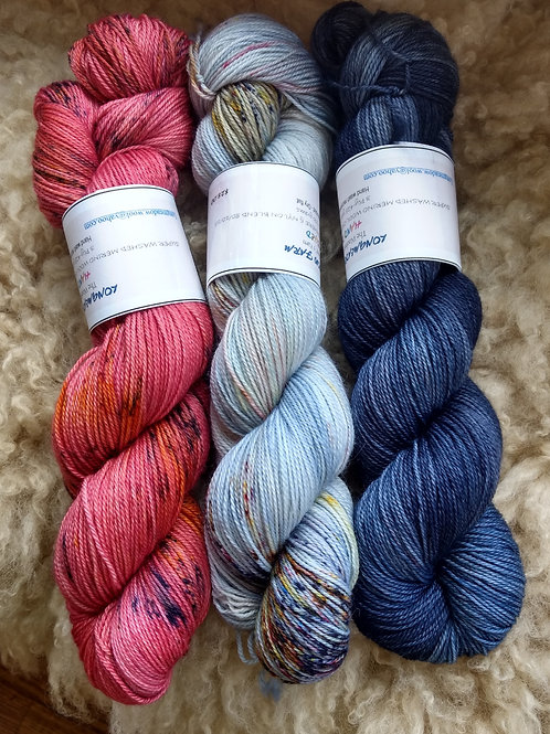 WCN - Our Hand Dyed Sets of 3   #06