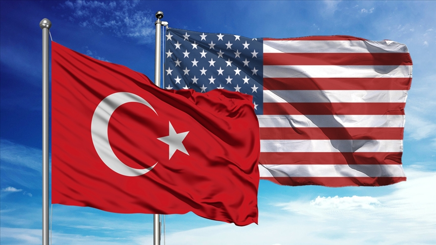 türk abd bayrağı