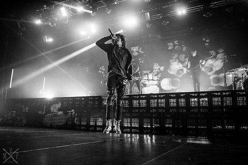 "Bring Me The Horizon Sydney 2016 - Live Music 18"" x 12"" Photo Print"
