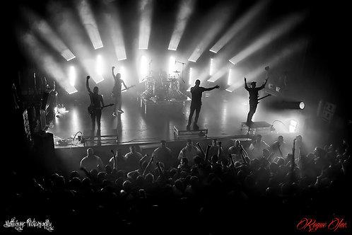 "Parkway Drive Sydney 2015 - Live Music 18"" x 12"" Photo Print"