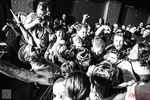 "Vices Sydney 2015 - Live Music 18"" x 12"" Photo Print"