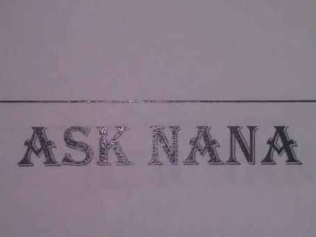 Online Ask Nana Live