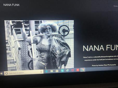 Nana gets technical