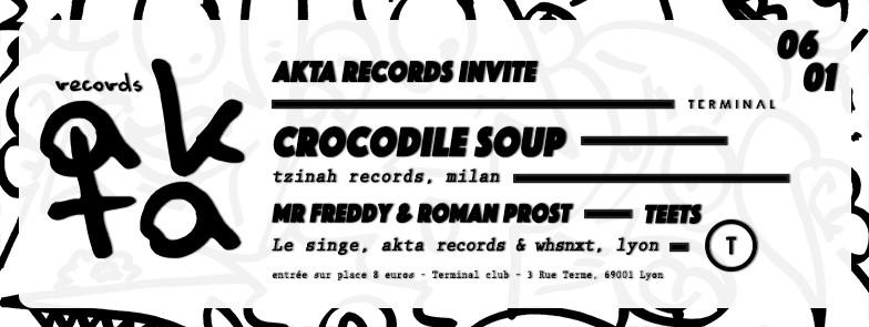 2017 : Crocodile Soup