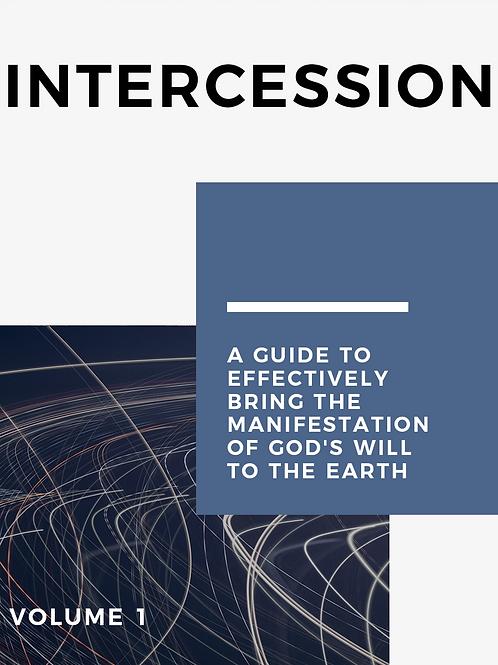 Intercession- E-Book