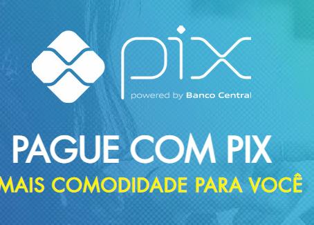 PIX: A NOVA FORMA DE PAGAMENTO DA DBUG TELECOM