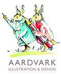 Aardvark illustration and design.jpg