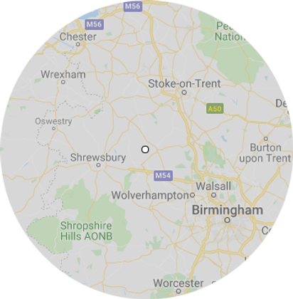 The Printing Lady Shropshire - Shropshire, Chester, West Midlands