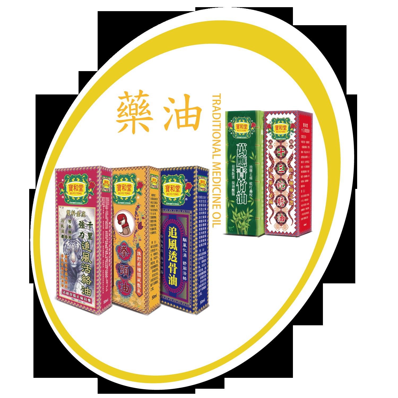 澳邦藥廠︱藥油藥膏產品