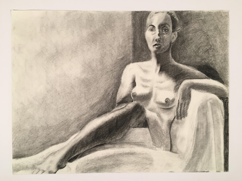 Figure Drawing I Exercise