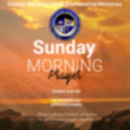 Copy of Morning Prayer Instagram post te