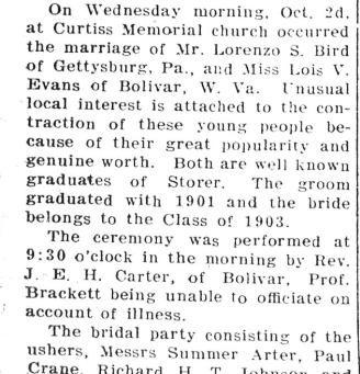 Charleston Advocate - October 3, 1907
