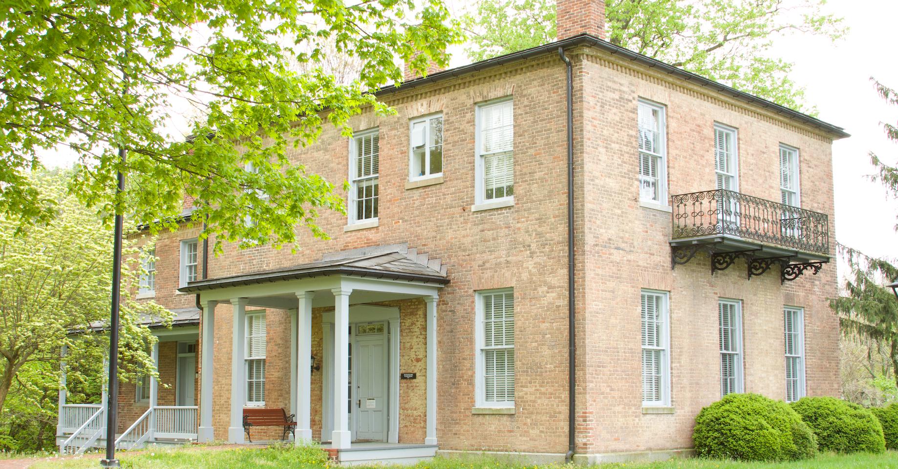 45. Morrell House   (Photo by G. Maurice Ballard)