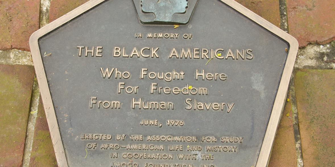 42. Curtis Freewill Baptist Church, commemorative plaque  (Photo by G. Maurice Ballard)