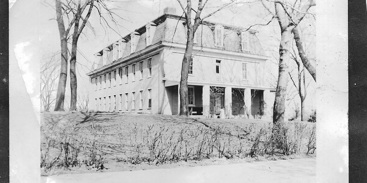10. Mosher Hall  (Courtesy of Sharon Spriggs and Ann Reeler)
