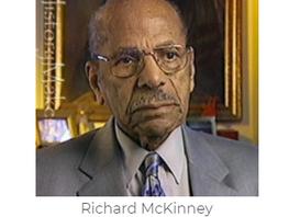 Richard I. McKinney, 99, Morgan Philosophy professor