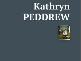 Kathryn Peddrew